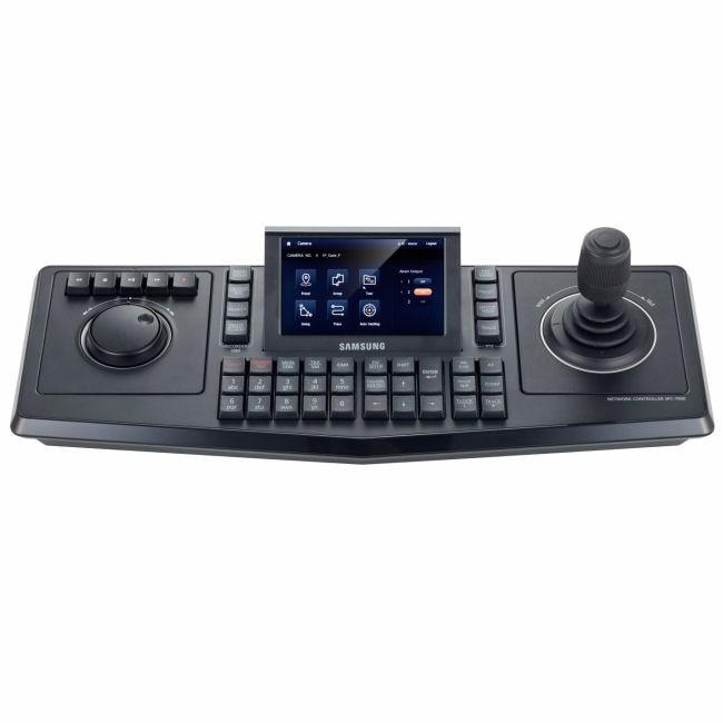 Samsung / Hanwha SPC7000 System Control Keyboard