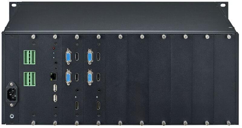 Samsung / Hanwha SPD1660R 16 Monitor Network Decoder