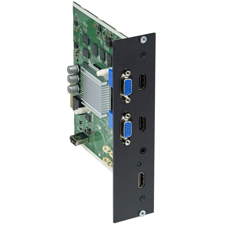 Samsung / Hanwha SPD260B 2 Monitor Decoder Board for SPD-1660R(Optional)
