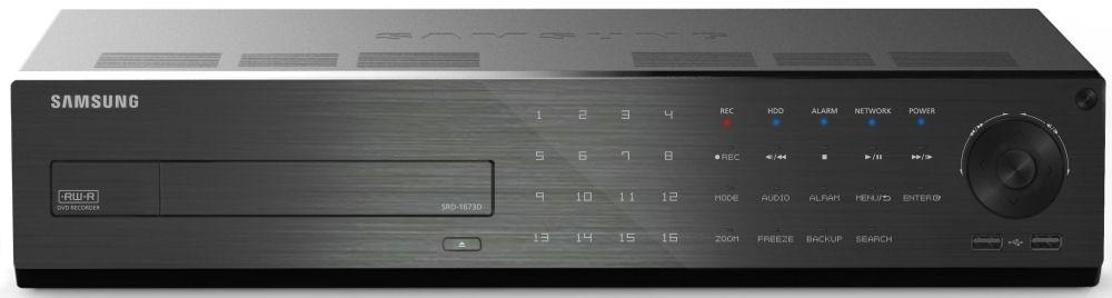 Samsung / Hanwha SRD1653DP1T/EU 16 Channel H.264 Digital Video Recorder