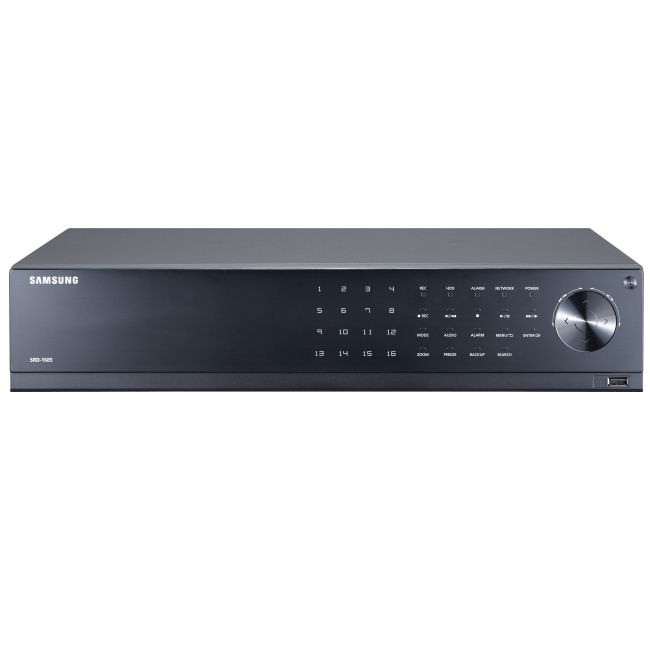 Samsung SRD1685 16CH 1080p Analog HD DVR
