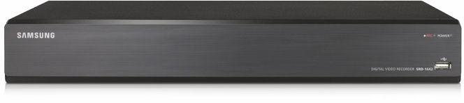 Samsung / Hanwha SRD842 8CH 960H Real-time Compact Design Coaxial DVR 1TB