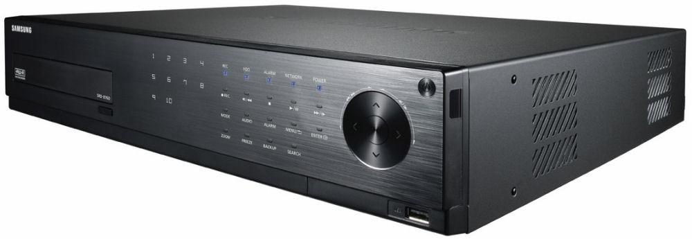 Samsung / Hanwha SRD876D 8CH 1280H Real-time Coaxial DVR 1TB