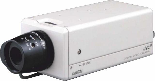 """JVC TKC1480 1/2"""" Colour Camera 12/24V"""