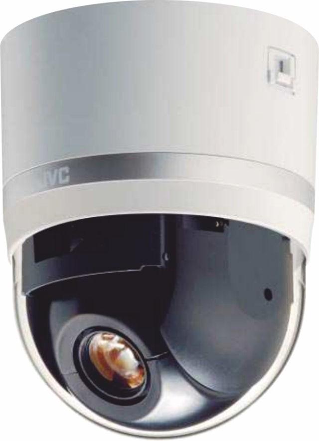JVC TKC686E Day / Night Dome Camera