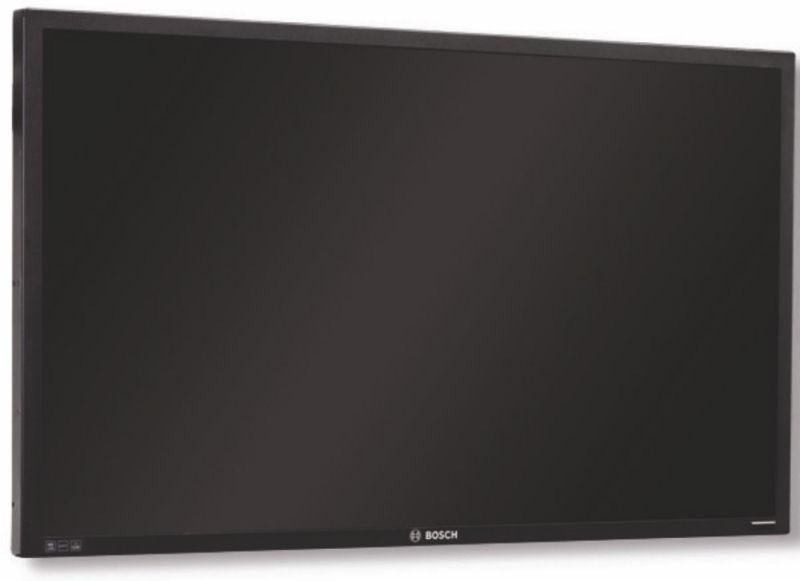 Bosch UML55390 55 inch high performance LED CCTV monitor