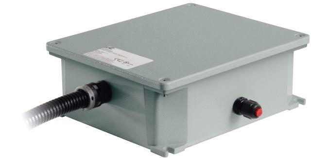 Videotec UPTIRPS120UL Sensor And  Power Supply
