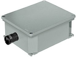 Videotec UPTJBUL UL Junction Weatherproof Box