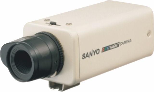 Sanyo VCC4312P Day/Night Camera 12V