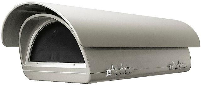 Videotec HPV36K2A015B Side Opening Aluminium Camera Housing