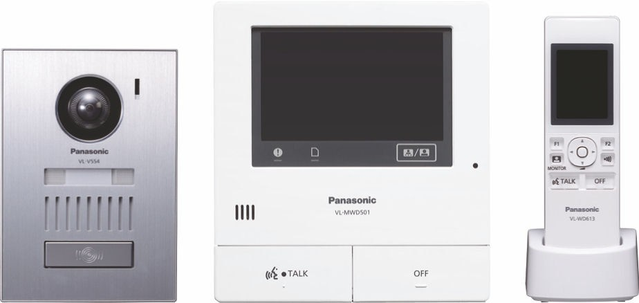 Panasonic VLSWD501FX Wireless Video Intercom System