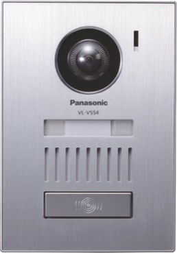 Panasonic VLV554UFX Flush mount door station