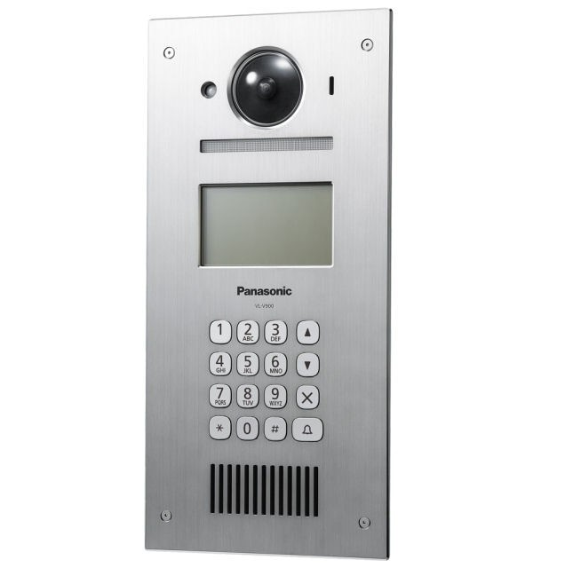 VLV900BX Video Intercom System for Apartment complexes