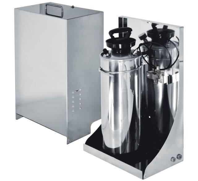 Videotec WASNX3V10L20M00 Water Tank