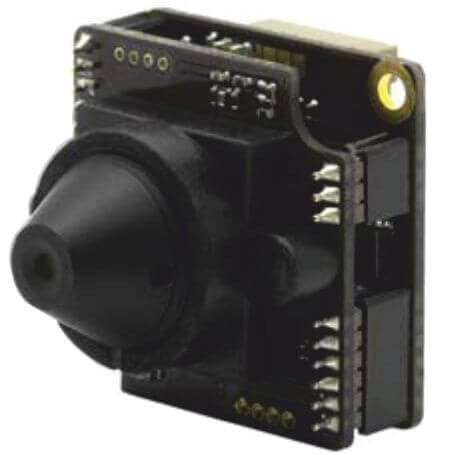 "Watec WAT1100MBDP33 1/3.2"" High Sensitivity Miniature Board D/N Camera"