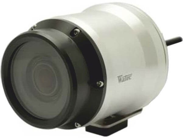 "Watec WAT400D2 1/3"" Waterproof One-cable Camera"