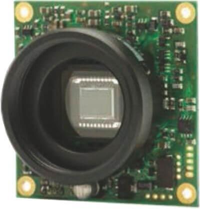 "Watec WAT902HB3S 1/3"" High Sensitivity Monochrome Board Camera"