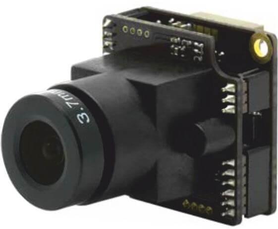 "Watec WAT1100MBDG37 1/3.2"" High Sensitivity Miniature Board D/N Camera"