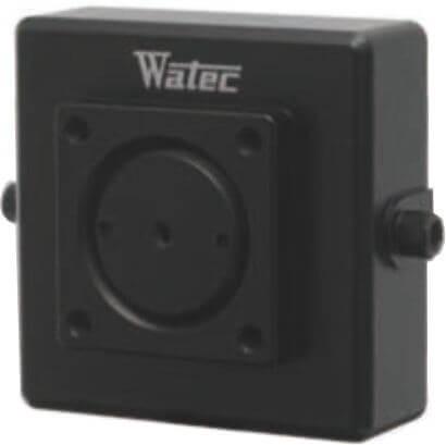 """Watec WAT230V2P3.7 1/4"""" Miniature Color Camera"""