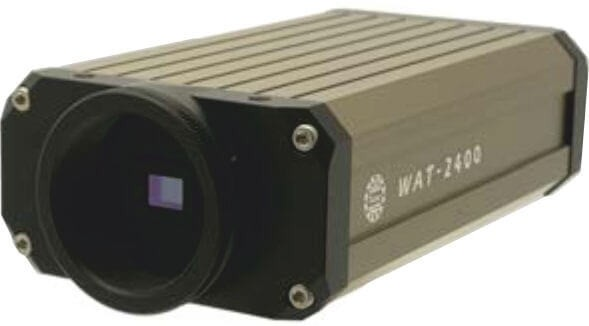 "Watec WAT2400 1/2.8"" Full HD IP Camera"