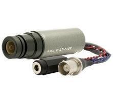"Watec WAT240ECBG3.8 1/4"" Miniature Color camera"