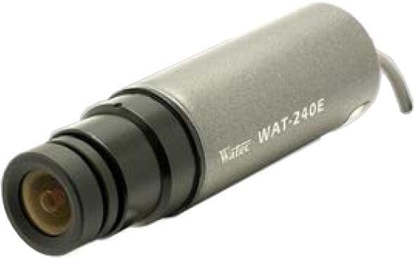 "Watec WAT240EG3.8 1/4"" Miniature Color camera"