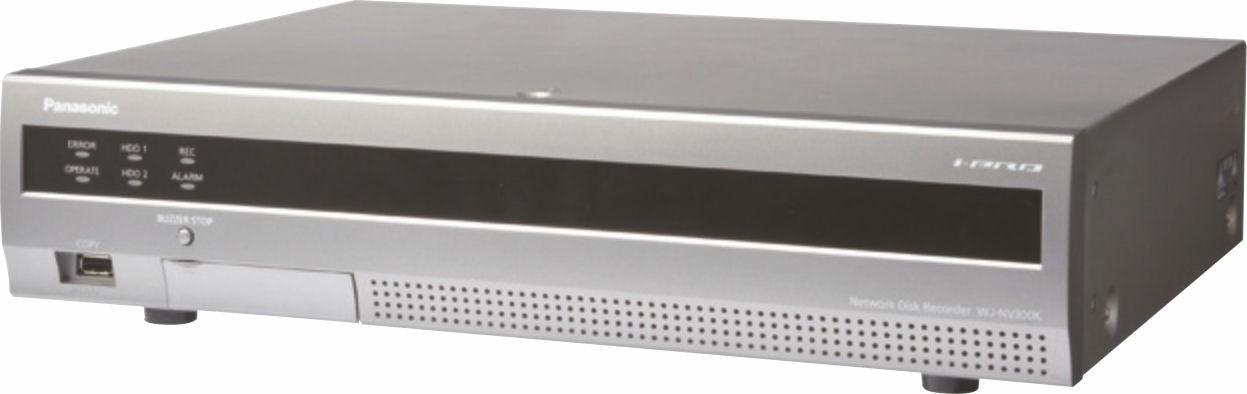 Panasonic WJNV300 Network Disk Recorder