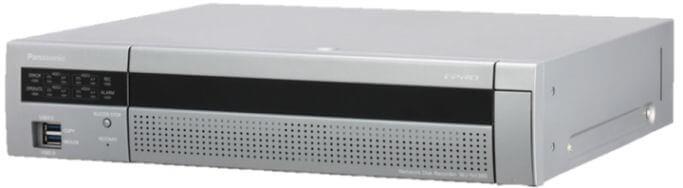 Panasonic WJNX300 H.265/H.264 Network Disk Recorder