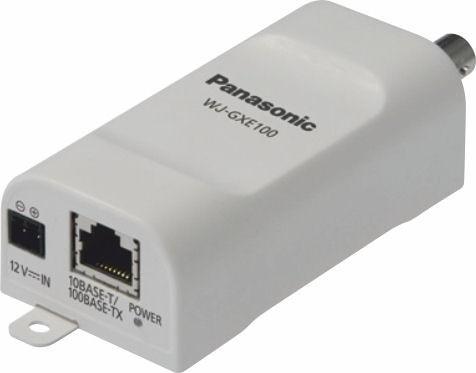 Panasonic WJGXE100 1CH H.264 Video Encoder