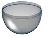 Panasonic WVCW6SA Smoked Dome