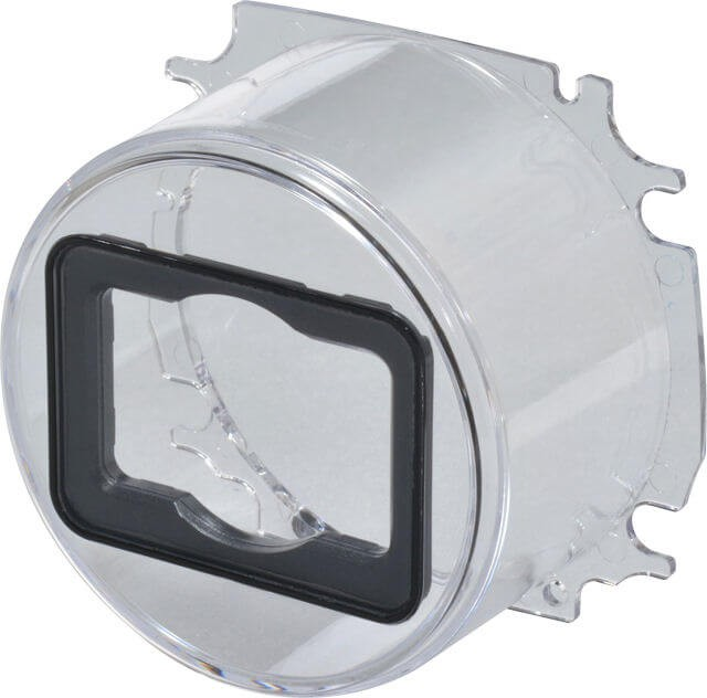 Panasonic WVCW8CN Clear Front Panel for Box Camera WV-S1550L