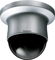 Panasonic WVQ160S Indoor Dome Cover (Smoke) for WV-S6130