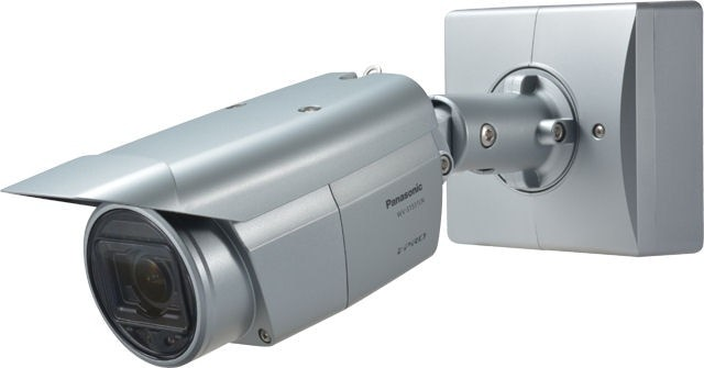 Panasonic WVS1531LN Super Dynamic Full HD Waterproof Network Camera