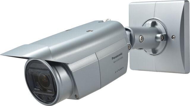 Panasonic WVS1531LNS iA H.265 Network Camera with Heavy Salt Damage Resistance