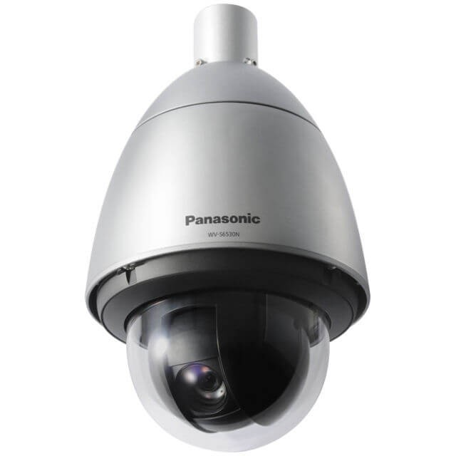Panasonic WVS6530N Full HD iA(intelligent Auto) H.265 PTZ Camera