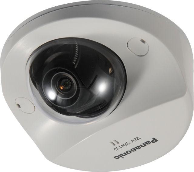 Panasonic WVSFN110 Super Dynamic HD Dome Network Camera