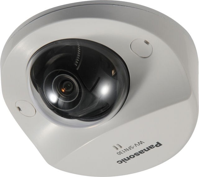 Panasonic WVSFN130 Super Dynamic Full HD Dome Network Camera