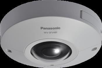 Panasonic WVSFV481 360 Degree Vandal Resistant Dome 9 megapixel Network Camera