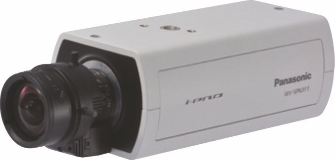 Panasonic WVSPN311A Super Dynamic HD Network Camera