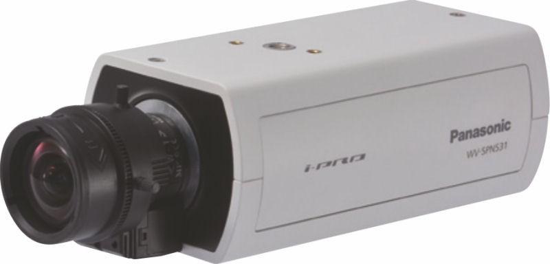 Panasonic WVSPN531A Super Dynamic Full HD Network Camera