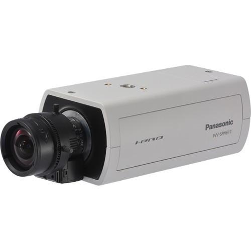 Panasonic WVSPN611 Super Dynamic HD Network Camera