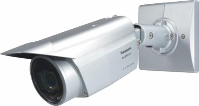 Panasonic WVSPW311AL Super Dynamic HD Weatherproof Network Camera