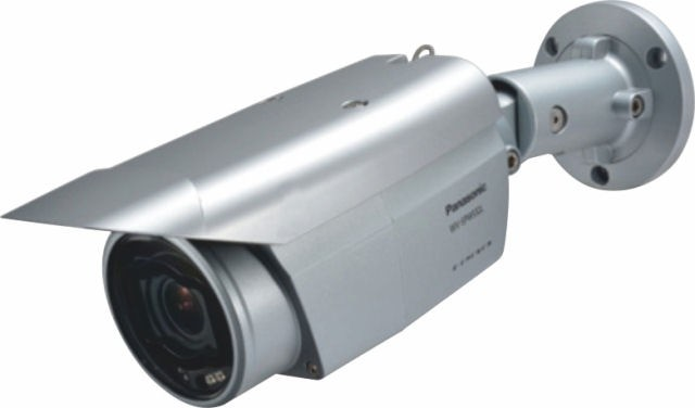 Panasonic WVSPW532L HD Weatherproof Network Camera