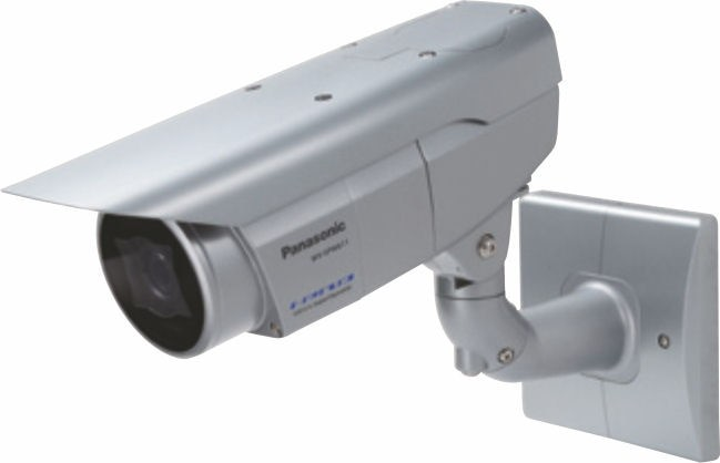 Panasonic WVSPW611 Super Dynamic HD Weatherproof Network Camera