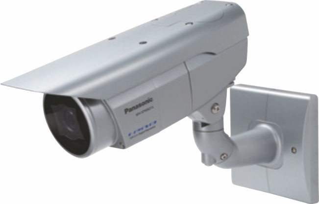 Panasonic WVSPW631L Super Dynamic Full HD Weatherproof IP Camera