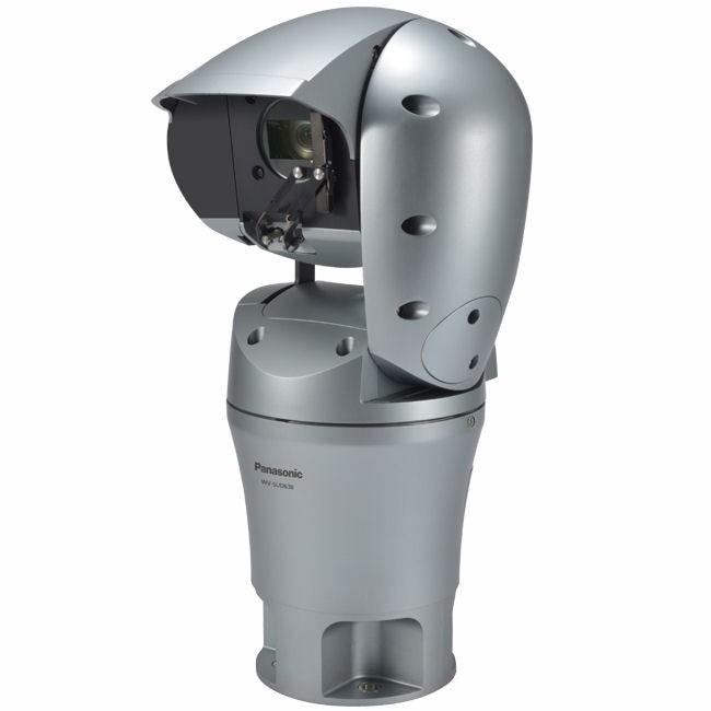 Panasonic WVSUD638B Anti-Severe Weather PTZ Network Camera