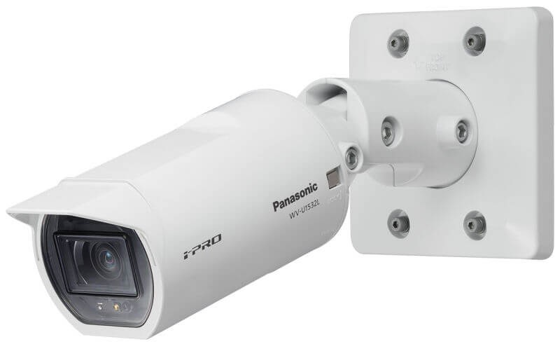Panasonic WVU1532L Full HD Varifocal Lens Outdoor Bullet Network Camera