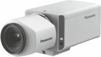 "Panasonic WVBP134 1/3"" Monochrome Camera"