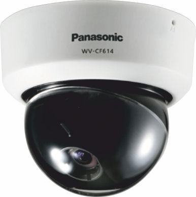 Panasonic WVCF614 Day/Night Fixed Dome Camera