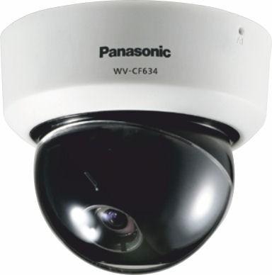 Panasonic WVCF634 Day/Night Fixed Dome Camera
